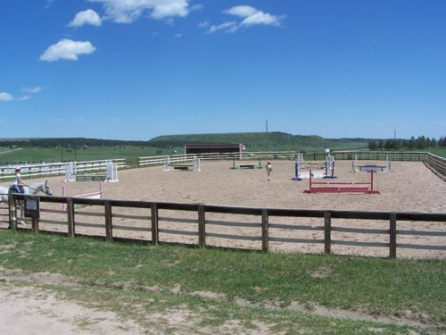 Horse Boarding at Two Hawks Ranch